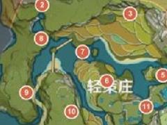 原神全岩神瞳坐标位置分享 岩神瞳位置在哪里