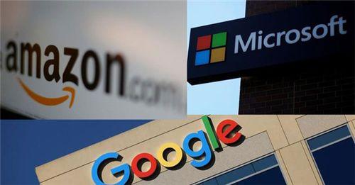 传微软、亚马逊、谷歌又将收购工作室 三个项目洽谈中