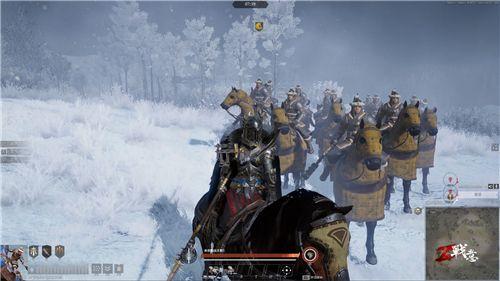 《战意》王牌兵团降临,关宁铁骑镇北无双
