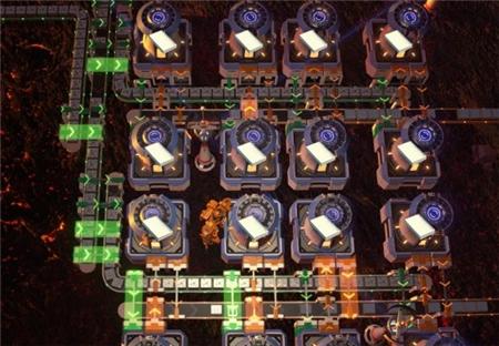 戴森球计划熔炉怎么布局 戴森球计划熔炉生产布局分享