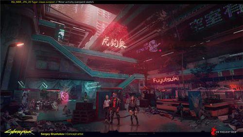 《赛博朋克2077》官方Mod插件已上线 官网开放下载