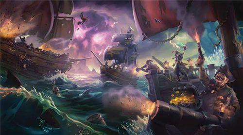 《盗贼之海》S1赛季全新玩法来袭 网易UU加速器带你体验海盗新生活