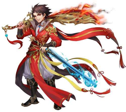 《侠客风云传OL》魔·荆棘春节皮肤上线:魔刀佛剑贺新春