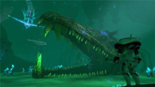 《深海迷航》厂商神秘新作开发中 冰点计划初衷为DLC