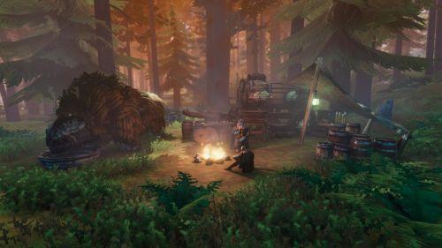 Valheim英灵神殿怎么打猎 英灵神殿新手打猎技巧分享