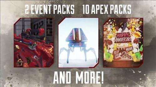《Apex英雄》两周年活动公布,用迅游解除锁区限制