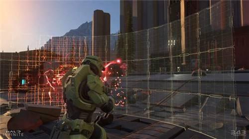 《光环:无限》将充实武器体系 至少加入一款全新武器