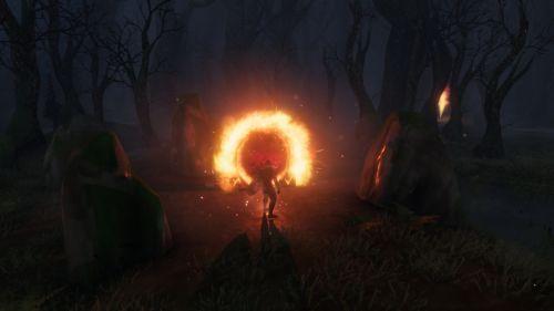 英灵神殿黑森林游商位置介绍 英灵神殿黑森林游商寻找路线一览