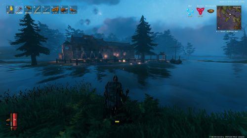 英灵神殿黑暗森林建家防止被怪物攻击方法介绍