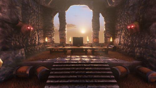 英灵神殿在水中怎么上船 英灵神殿水中上船方法介绍