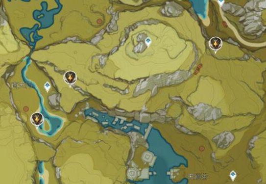 原神岩龙蜥分布在哪里 岩龙蜥刷怪位置介绍