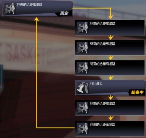 《街头篮球》战术Battle  改版后PF的花式技能搭配