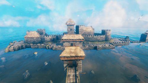 英灵神殿烟囱建造方法介绍 英灵神殿烟囱建造技巧分享
