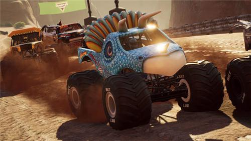 《怪物卡车钢铁巨人2》已登陆Steam 首周特价143元