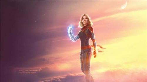 复仇者联盟女性成员大盘点,超强女英雄救下钢铁侠?!