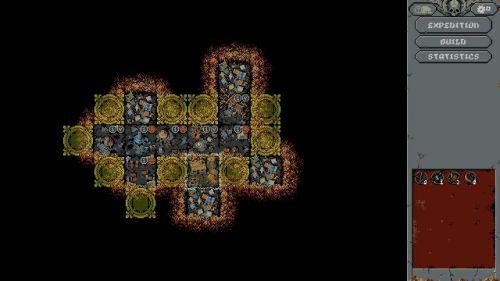 循环英雄阻止巫妖宫殿大量出现方法介绍
