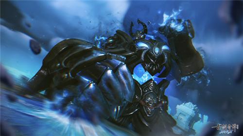 """风沙之下的圣泉:《古剑奇谭OL》团队秘境""""阴明泉·下""""本周开启!"""