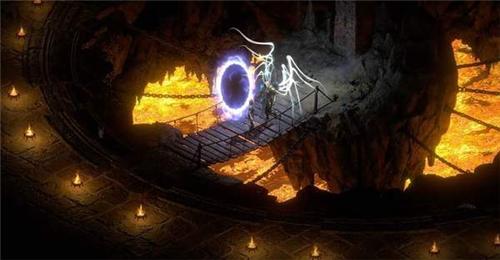 《暗黑2:重制版》将有原味体验 暂无平衡性改动计划