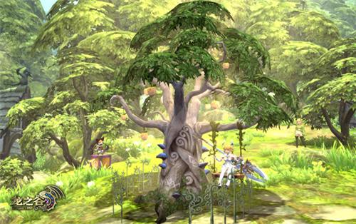 《龙之谷》植树节福利活动来啦!坐骑战令最后1周