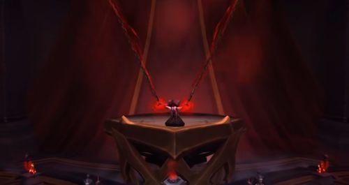 魔兽世界9.0纳斯利亚堡老三太阳之王的救赎机制打法分享