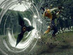 怪物猎人崛起Demo2怨虎龙打法展示 怨虎龙招式拆解分析