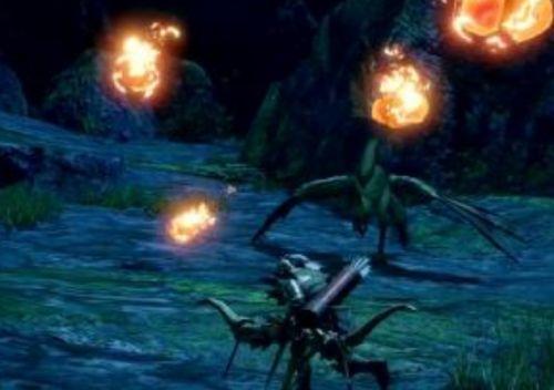 怪物猎人崛起伞鸟实机对战打法分享 怪物猎人崛起伞鸟外形介绍