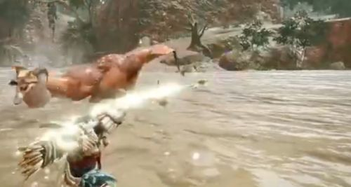 怪物猎人崛起弓箭厉害吗 怪物猎人崛起弓箭招式演示