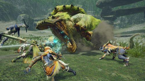怪物猎人崛起大剑蓄力怎么按 怪物猎人崛起大剑蓄力连招按键