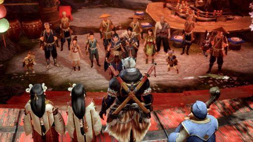 怪物猎人崛起人鱼龙讨伐攻略 人鱼龙弱点招式介绍
