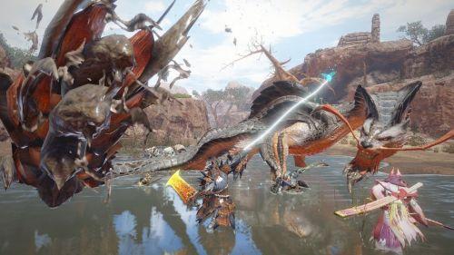 怪物猎人崛起伞鸟讨伐攻略 伞鸟弱点技能介绍