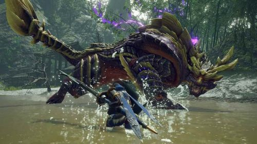 怪物猎人崛起迅龙太刀搭配防具介绍 迅龙太刀武器攻略