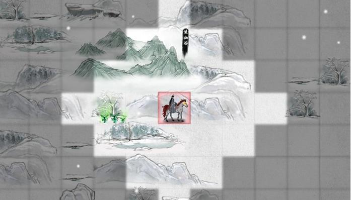 鬼谷八荒通幽谷在哪里 通幽谷具体位置介绍