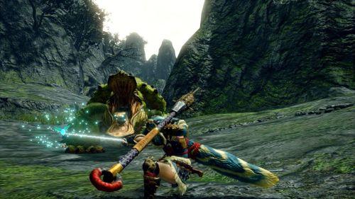 怪物猎人崛起片手剑爆弹升龙技巧 使用大桶爆弹g触发