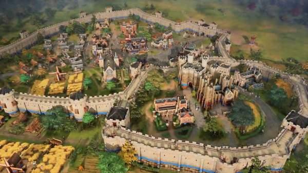 微软将举行《帝国时代4》直播活动 公布演示大量内容