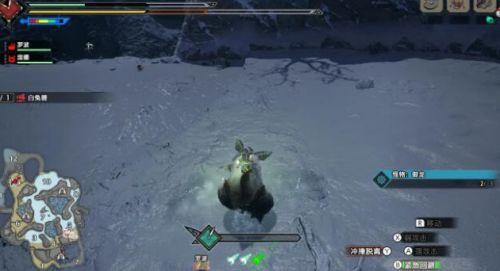 怪物猎人崛起白兔兽御龙技巧 白兔兽御龙招式释放按键