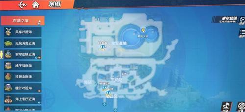 航海王热血航线宝藏位置及密码一览 宝藏位置及密码大全
