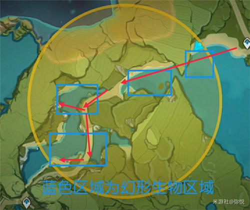 原神嫣朵拉全阶段路线一览 嫣朵拉五个阶段快速学习路线
