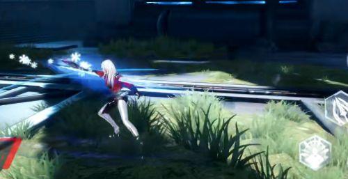 幻塔战斗系统实机演示 机械科幻未来风格的格斗玩法