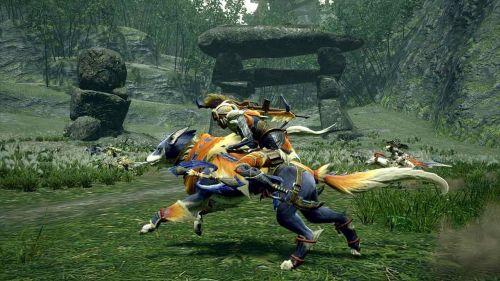 怪物猎人崛起龙杭炮击流铳枪配装介绍 替换技选择蓄力炮