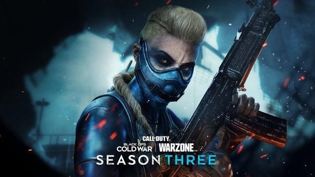 《使命召唤:战区》第三赛季来袭,迅游助力满速下载更新