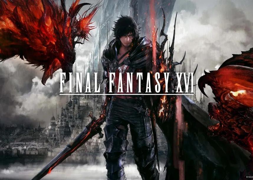 Fami通最受玩家期待游戏Top10:《FF16》稳居第一