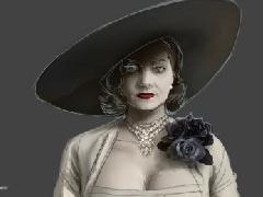 生化危机8吸血鬼夫人女儿分别是谁 吸血鬼夫人外貌介绍
