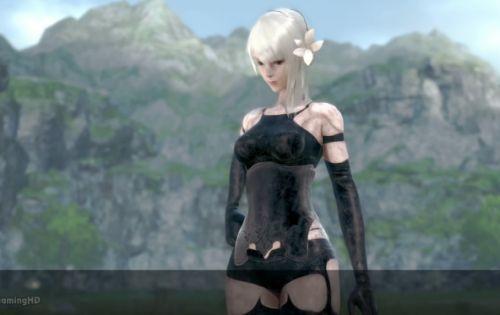 尼尔人工生命凯妮全服装外观一览 你最爱的是哪套