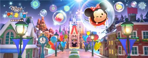 迪士尼梦之旅2月25日上线测试 迪士尼梦之旅什么时候上线