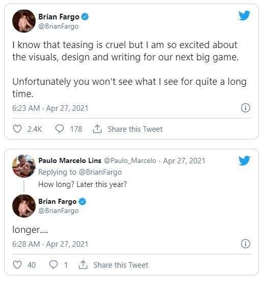 《废土3》开发商谈新作进度 早期阶段 公布最少需一年