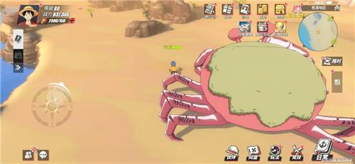 航海王热血航线荒漠地区100%探索攻略 荒漠地区如何全探索