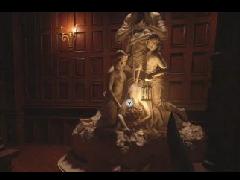 生化危机8城堡图书室解谜收集攻略 喜悦之厅收集路线分享