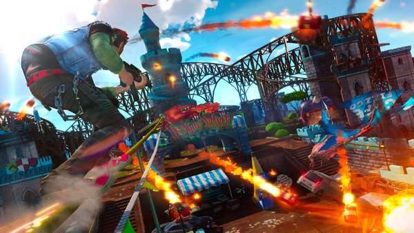 SIE为Xbox游戏《日落过载》注册新商标 或推出新内容