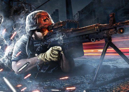 《战地》官推放出神秘单词 或暗示《战地6》下月公布