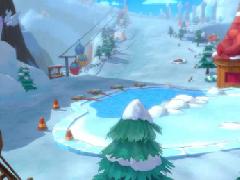 摩尔庄园手游雪山钓鱼场在哪里 雪山钓鱼位置分享